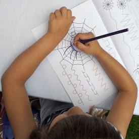 Razvoj grafomotorike uz Grafomotoričku vježbanku Linije